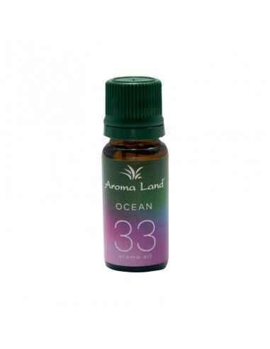 Ulei Parfumat Ocean 10ml Aroma Land Folosirea uleiului parfumatOcean creează în căminul dumneavoastră o ambianță deosebi