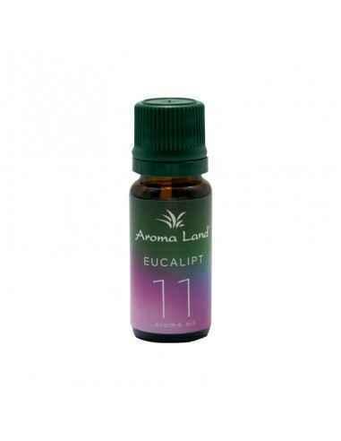 Ulei Parfumat Eucalipt 10ml Aroma Land Folosirea uleiului parfumatEucalipt creează în căminul dumneavoastră o ambianță d