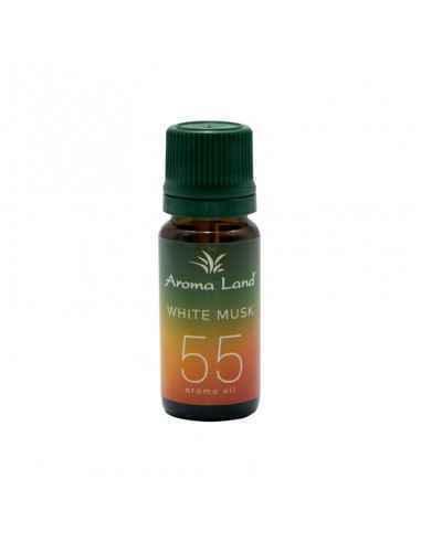 Ulei Parfumat White Musk 10ml Aroma Land Folosirea uleiului parfumatWhite Musk creează în căminul dumneavoastră o ambian