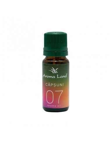 Ulei Aromaterapie Capsuni 10ml Aroma Land,       Ulei ParfumatCapsuni 10ml Aroma Land Folosirea uleiului parfumatCapsuni creea