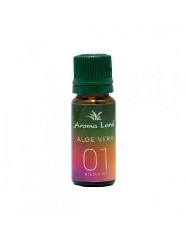 Ulei Aromaterapie Aloe Vera 10ml Aroma Land,       Ulei ParfumatAloe Vera 10ml Aroma Land Folosirea uleiului parfumatAloe Vera