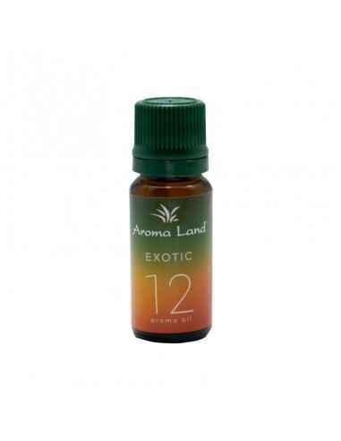 Ulei Aromaterapie Exotic 10ml Aroma Land,       Ulei ParfumatExotic 10ml Aroma Land Folosirea uleiului parfumatExotic creează