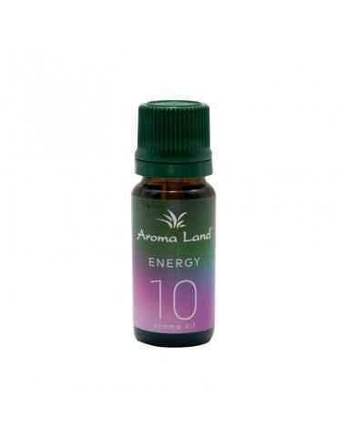 Ulei ParfumatEnergy 10ml Aroma Land Folosirea uleiului parfumatEnergy creează în căminul dumneavoastră o ambianță deoseb