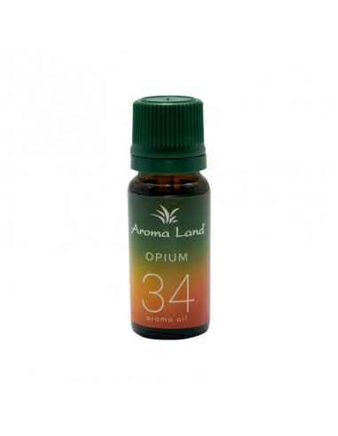 Ulei Parfumat Opium 10ml Aroma Land Folosirea uleiului parfumatOpium creează în căminul dumneavoastră o ambianță deosebit
