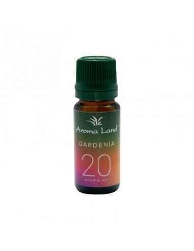 Ulei Aromaterapie Gardenia 10ml Aroma Land,       Ulei ParfumatGardenia 10ml Aroma Land Folosirea uleiului parfumat Gardenia cr