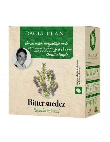 Ceai Bitter Suedez 50g Dacia Plant