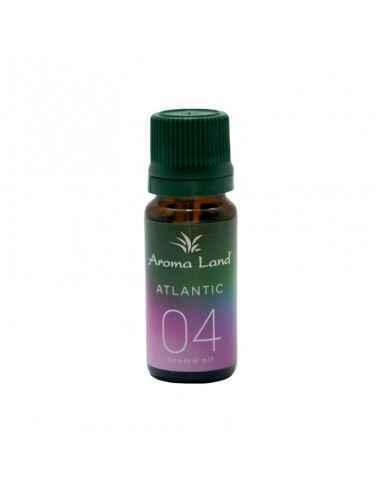 Ulei ParfumatAtlantic 10ml Aroma Land Folosirea uleiului parfumatAtlantic creează în căminul dumneavoastră o ambianță de