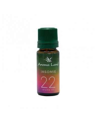 Ulei ParfumatIasomie 10ml Aroma Land Folosirea uleiului parfumatIasomie creează în căminul dumneavoastră o ambianță deos