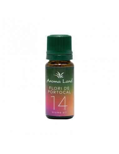Ulei Aromaterapie Flori de Portocal 10ml Aroma Land,       Ulei ParfumatFlori de Portocal 10ml Aroma Land  Folosirea uleiului p