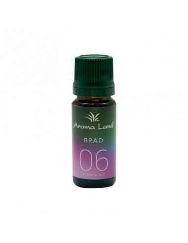 Ulei ParfumatBrad 10ml Aroma Land  Folosirea uleiului parfumatBrad creează în căminul dumneavoastră o ambianță deosebită