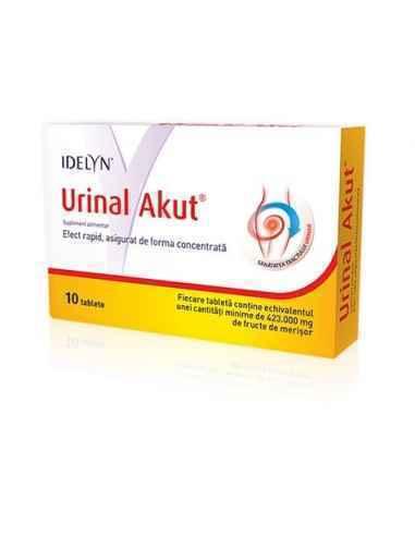 Idelyn Urinal Akut 10 capsule Walmark