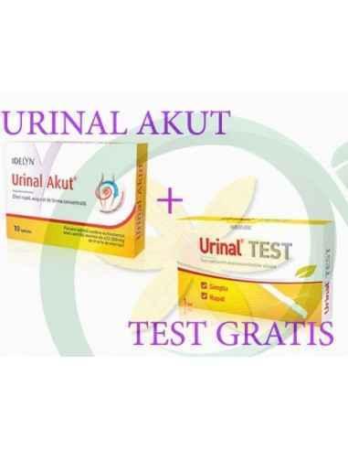 Idelyn Urinal Akut 10 capsule +Test Gratis Walmark