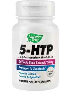 5-HTP 30 tablete Secom