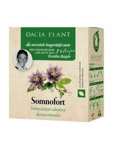 Somnofort ceai compus 50g Dacia Plant