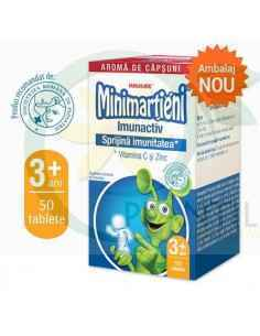 Minimartieni Imunactiv capsuni 50 tablete Walmark
