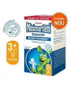 Minimartieni Imunactiv capsuni 30 tablete Walmark