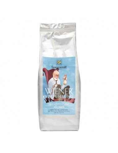 Cafea Bio Decafeinizata 500g Sonnentor  Amestec din cafea arabica bio de calitate superioară.