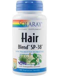 Hair blend 100 capsule vegetale Solaray
