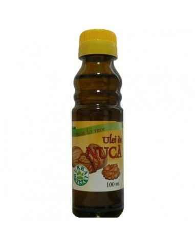 Ulei de nuca - presat la rece 100 ml Herbavit, Ulei de nuca - presat la rece 100 ml Herbavit Este eficient in curele de protecti