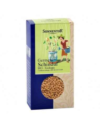 SEMINTE (GERMENI) SCHINDUF ECO 120gr SONNENTOR Germenii de schinduf au o aromă caracteristică de curry. Se potrivesc cu paste ş