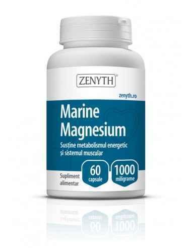 Marine Magnesium 60 capsule Zenyth