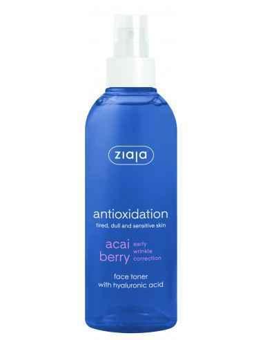 Acai berry - Lotiune tonica cu acid hyaluronic 200 ml ZIAJA Descoperiți produsul care hidratează și tonifică eficient pielea ZI