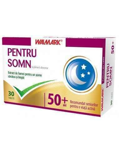 Pentru somn 50+ 30 tablete Walmark