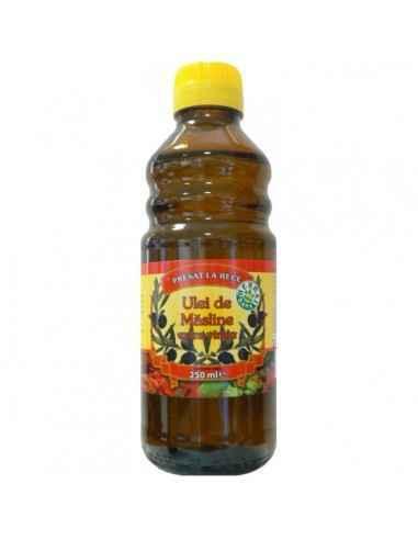 Ulei de masline extra virgin 250 ml Herbavit, Ulei de masline extra virgin 250 ml Herbavit Uleiul de măsline extra virgin conţin