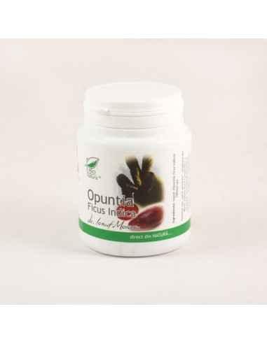 Opuntia Ficus Indica 200 capsule Pro Natura
