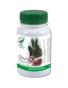 Opuntia Ficus Indica 60 capsule Pro Natura