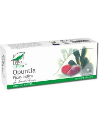 Opuntia Ficus Indica 30 capsule Pro Natura