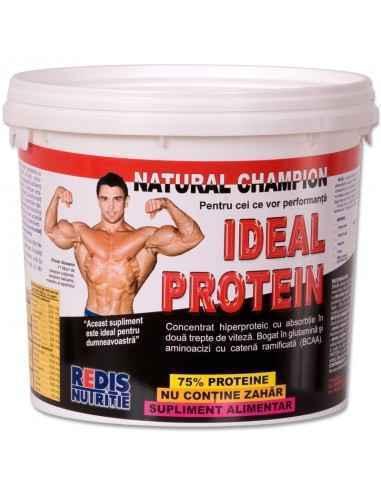 Ideal Protein 900 g fara arome si indulcitori Redis Ideal Protein este solutia ideala pentru persoanele care vor sa castige mas