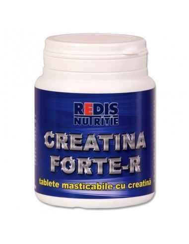 Creatina Forte 500 tablete Redis, Creatina Forte 500 tablete Redis Creatina este cel mai popular si printre cele mai utilizate s