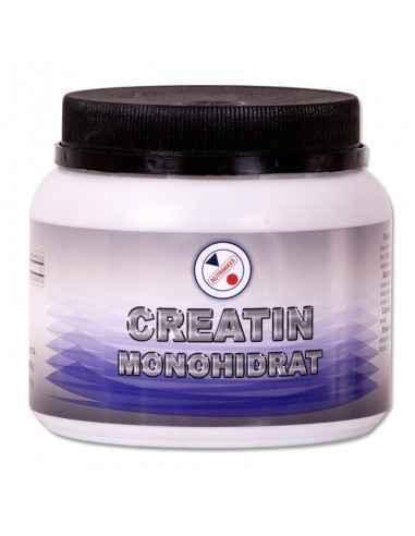 Creatin Monohidrat 500 g Redis Creatina este cel mai popular si printre cele mai utilizate suplimente la care avem acces in ziu