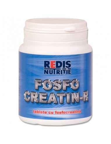 Fosfocreatin-R 90 tablete Redis, Fosfocreatin-R 90 tablete Redis Creatina este o substanta necesara in toate contractiile muscul