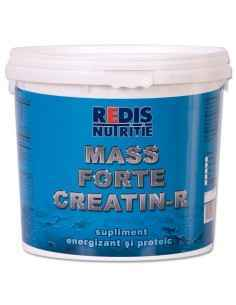 Mass Forte Creatin-R 1000 g aroma vanilie Redis