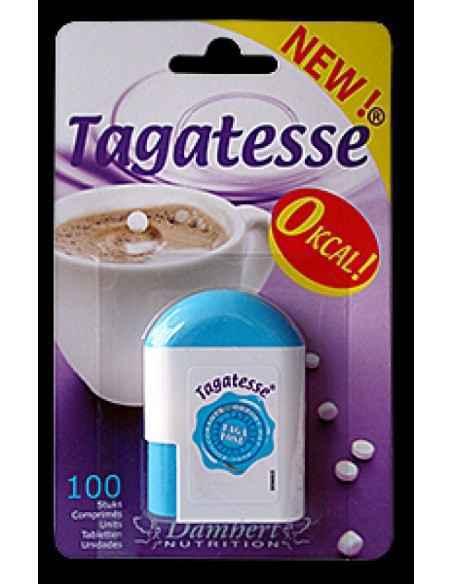 Indulcitor de masa dispenser 100 comprimate Tagatesse