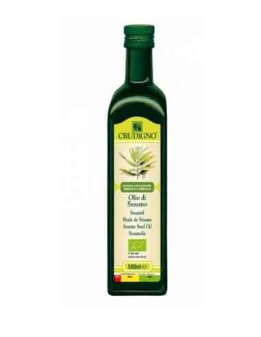 CRUDIGNO ULEI DE SUSAN (BIO) 500ML EverBio Produs 100% natural, din culturi certificate biologic. Ulei obţinut exclusiv prin pr