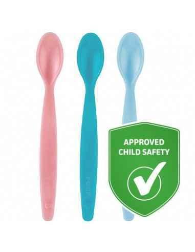 SET 3 LINGURITE TERMOSENSIBILE MAGIC SPOON Abi Solutions MagicSpoon este o lingurita special conceputa pentru hranirea bebelusi