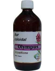 Aur Coloidal Olympus 30 ppm 500ml Aghoras