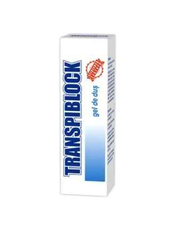 TRANSPIBLOCK GEL DE DUS 200ML Zdrovit Zdrovit Transpiblock gel de dus curata si ingrijeste delicat pielea si reduce transpirati