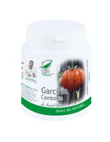 Garcinia Cambogia 200 capsule Pro Natura Garcinia este un fruct mic din Asia cu multe proprietati extraordinare in pierderea gre