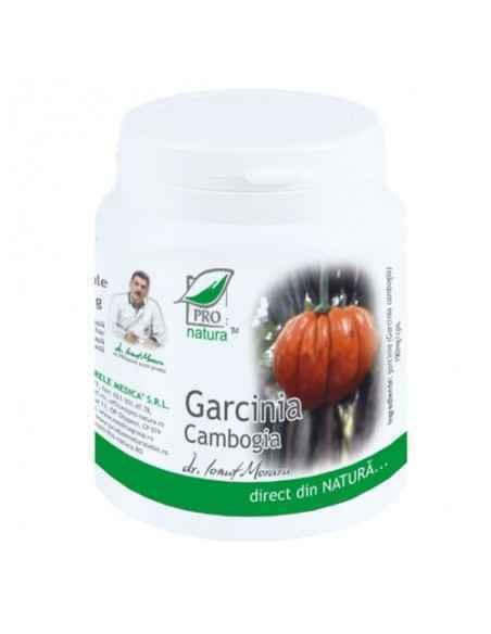 Garcinia Cambogia 200 capsule Pro Natura