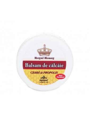 BALSAM DE CALCAIE 30ML Apidava Produs pentru ingrijirea pielii uscate, aspre si crapate a calcaielor si coatelor, avand o actiu
