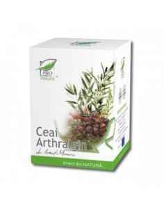 Ceai Arthralgin 20 doze Pro Natura