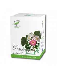 Ceai Cardiovasc 20 doze Pro Natura