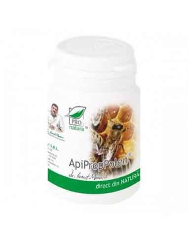 ApiPropPolen 60 capsule Pro Natura, ApiPropPolen 60 capsule Pro Natura Imbunatateste dinamica sexuala si rezistenta organismului