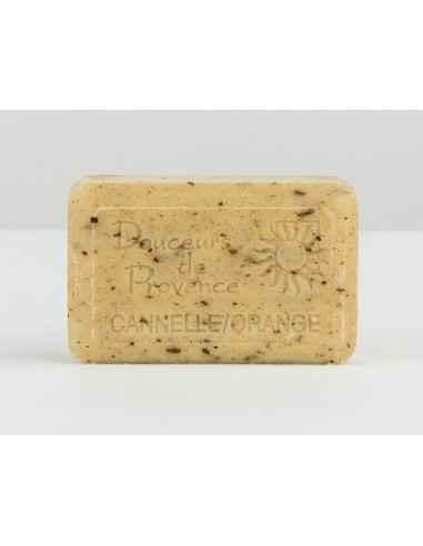 SAPUN EXFOLIANT SCORTISOARA & UNT SHEA 200GR Apidava Săpunurile exfoliante din ingrediente apicole, uleiuri vegetale, plante şi