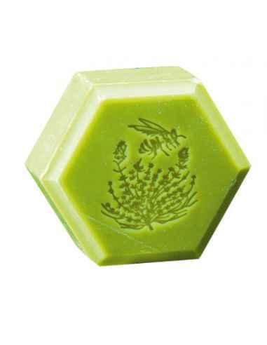 SAPUN MENTA&LAMAIE 100GR Apidava Sapunurile au la baza exclusiv grãsimi vegetale imbogatite cu – miere, menta si lamaie.