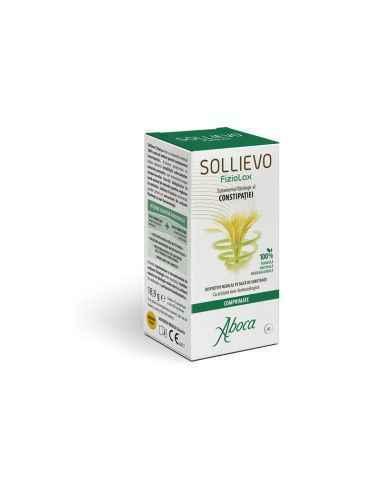 SOLLIEVO FIZIOLAX 45TBL Aboca Sollievo FizioLax este un produs indicat pentru tratamentul constipației. Acțiunea produsului se